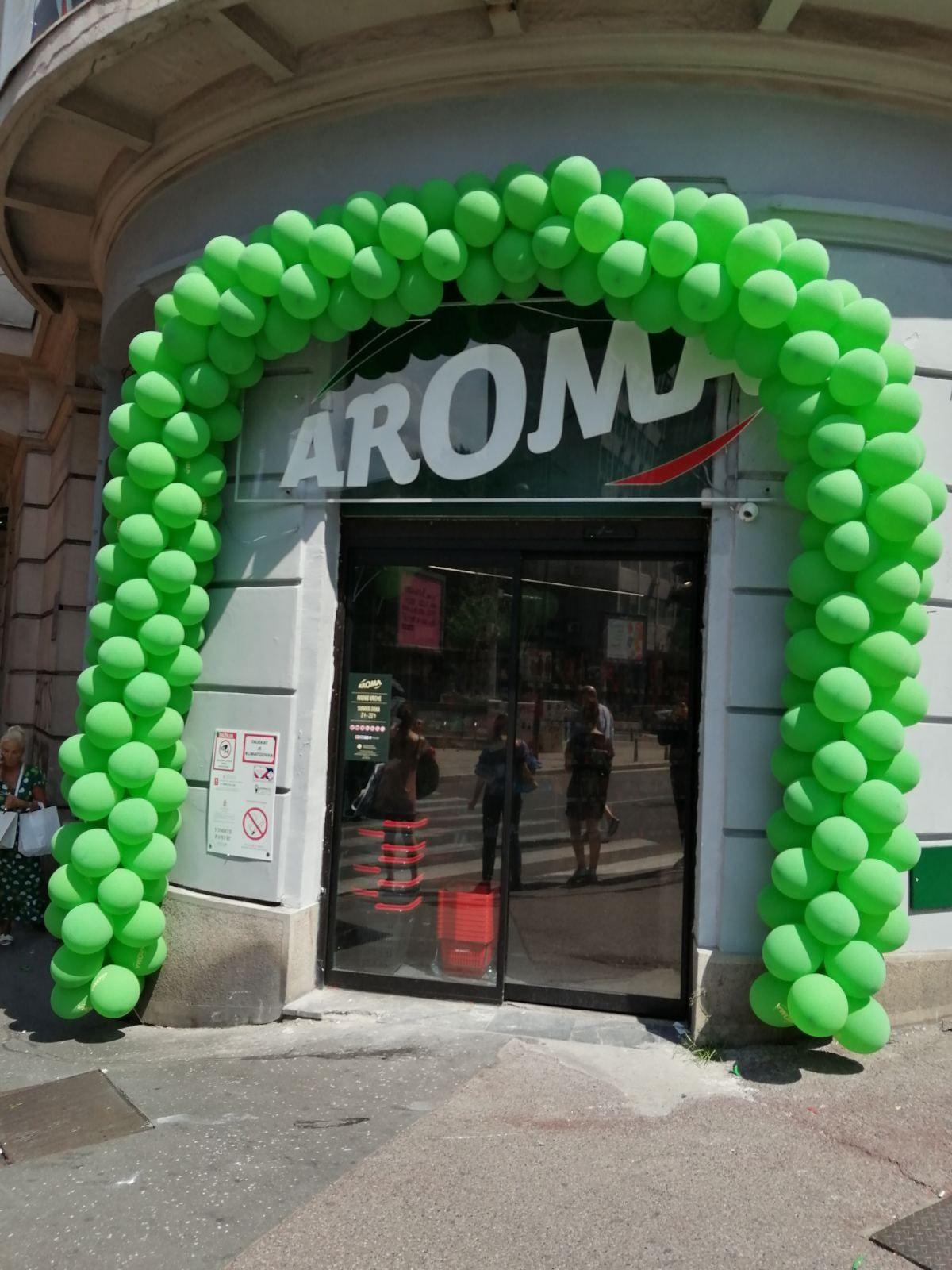Nova AROMA na staroj adresi: Kosovska br. 1!